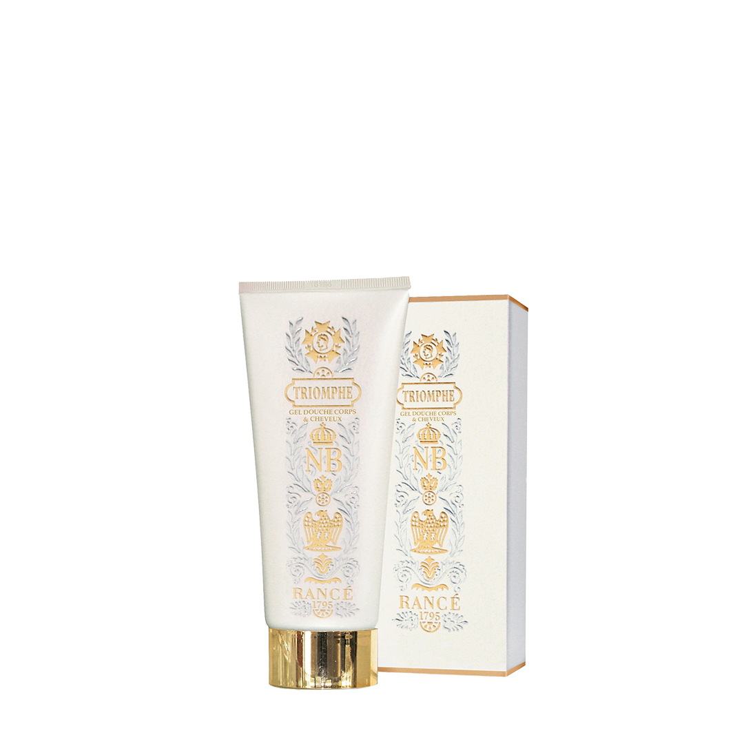 Triomphe Gel Douche Corps & Cheveux